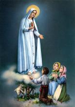 Mês da Nossa Senhora de Fátima